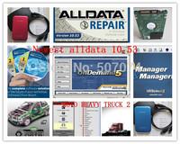 Hot!! car software alldata 2014 v 10.53+mitcehll on demand 2014+esi+elas+Vivid Shop+ATSG+mitchell manager plus 28in1