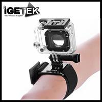 NEW Adjustable Elastic Wrist Strap Belt Mount for GoPro Hero 3+ 3 2 1 Camera DZ-304
