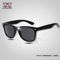 Original Logo New Arrival Sunglasses Women Brand Designer Coating Sunglass Men oculos de sol All Matching Drop Shipping
