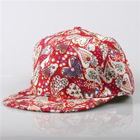 Brand new Blank Floral Script Snapback Hats classic men & women's designer flower snapback caps 3 styles Freeshipping