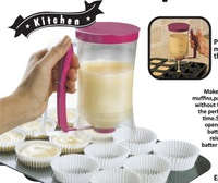 Baking Tools Pancake Batter Dispenser Cooking Tools Cake Dispenser Funnel batter cream Tool #N0007