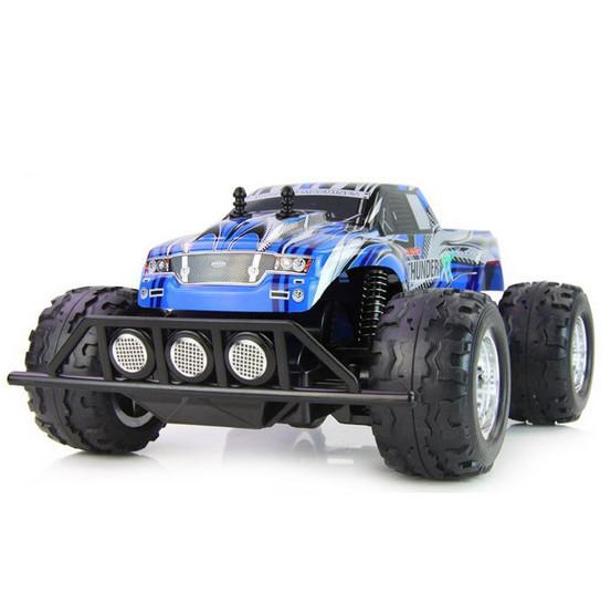 L'arrivée de nouveaux 2.4g 4wd 4x4 piedsde big monster truck haute vitesse de jeu professionnel hors- route de contrôle à distance de voiture