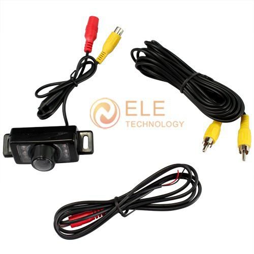 Авто и Мото аксессуары Rear camera monitor 2 1 4.3 LCD