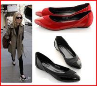 Hot sale 2014 Spring new star style casual sweet flat heel female women shoes ladies autumn women flats brand sapatos femininos
