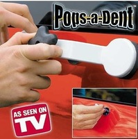 Free Shipping Pops A Dent & Ding Repair Kit As Seen On TV Car Dent Removal US and European Plug Available