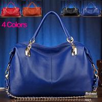 New 2014 famous Brand Women's Leather Handbags Retro Vintage Messenger Bag Tote Lady Shoulder Bags Cross body bag women handbag