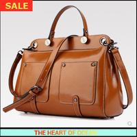 Luxury Handbag Women Pu leather Handbag Rivet Vintage OL Messenger Bag Patchwork Patent Bag B093