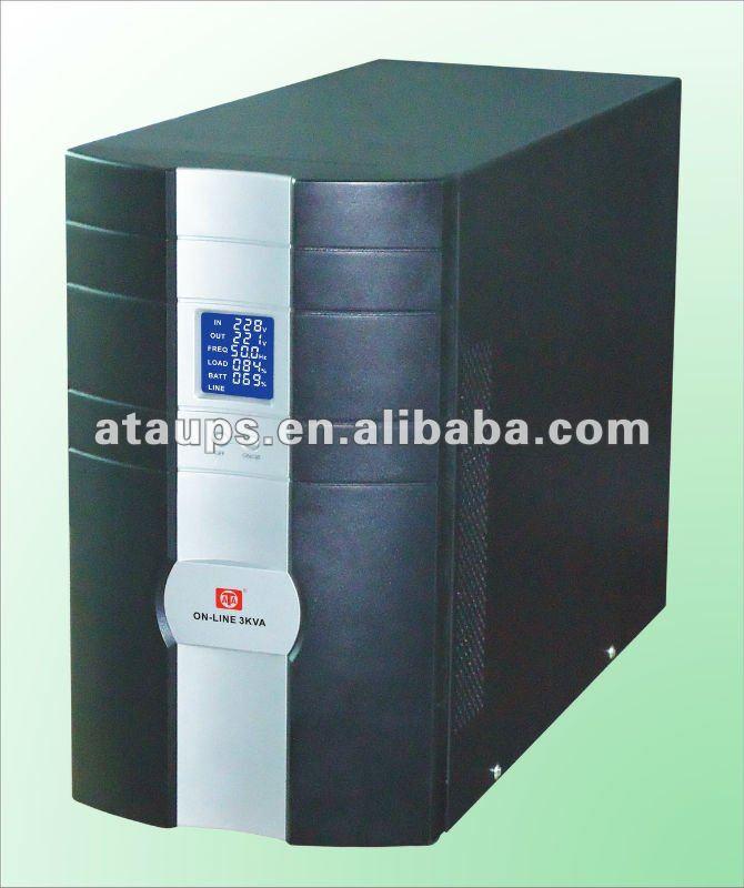 CCTV UPS, online UPS power supply 3KVA(China (Mainland))