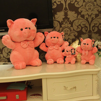 New authentic Cute cat doll, 1pcs 28cm medium size cat dolls, plush toys Hoffman new work free shipping wigh good quality
