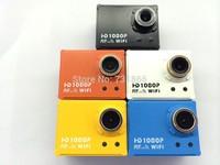 Action Camera Full HD DVR Sport DV SJ4000 1080P WIFI Helmet Waterproof Camera 1.5inch G Senor Gopro Motor Mini DV 140 Wide Angle