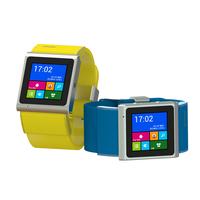 2014 New HOPU EC309(3G)  Smart Watch Phone MTK Dual-core 1.2G 512M RAM 4GB ROM 3MP Camera WiFi Bluetooth Android Wear