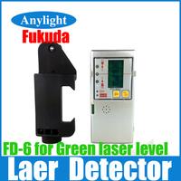 Brand Fukuda FD-6 Outdoor Detector for Green Laser Level Laser Tester Receiver + 9v Battery WAL08