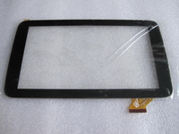 10 pcs/lot  7 inch touch screen,100% New  touch panel,Tablet PC touch panel digitizer GT70M702
