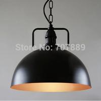 Vintage Wrought iron Pendant Lamp Loft American Village Style Pendant Light Kitchen dining room Hanging Lighting Fixture