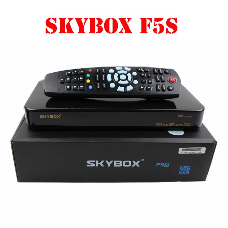 migliore qualità skybox F5S full hd ricevitore satellitare skybox 1080p F5S supporto usb wifi youtube youpron spedizione gratuita
