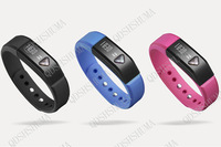 Intelligent bracelet  sleep monitoring movement smart wristbands pedometer Android  bluetooth 4.0 waterproof