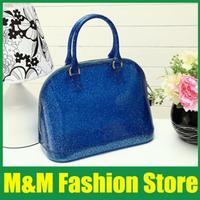 selling Women's Transparent Shoulder Handbag Ladies handbags Messenger Hobo Tote Purse Hand Bag 4 color  Free Shipping A49