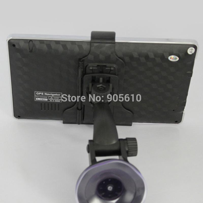 7 inch tablet MID gps navigator Android GPS Navigation Allwinner A10 AV IN 1.2G DDR3 512MB 8G FM WIFI 10pcs/lot(Hong Kong)