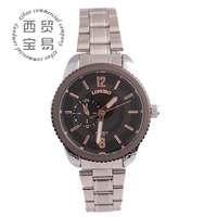 Free shipping 2014 Luxury compass quartz watch women's full stainless steel waterproof steel band wristwatch wholesale 8715