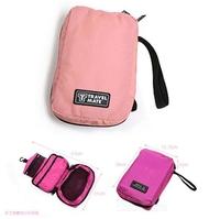 10pcs/lot Travel Set makeup bag cheap cosmetic bags high quality bag organizer supplier