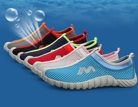 Factory wholesale 2014 new summer  women shoes couple shoes red gray and  blue net mesh breathable  female sneakers shoes