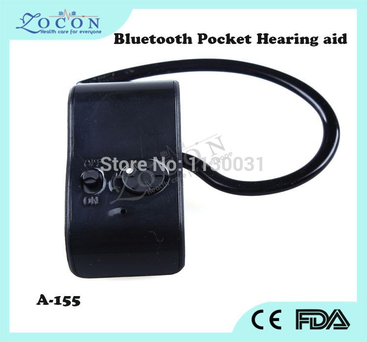 2014 wiederaufladbare bluetooth stil Axon a-155 hörgerät hilfsmittel 50set\lot mini kleine sound-verstärker dhl\fedex versandkostenfrei