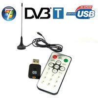 Mini Digital DVB-T HDTV TV Tuner USB Stick Recorder Receiver