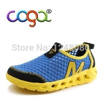 Горячие продаж! 2014 новый лето дети спортивная обувь подростковые дети кроссовки обувь воздухопроницаемой сеткой обуви для мальчика девушки A100