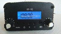 ST-7C  stereo PLL FM transmitter broadcast radio station+12V2Apower supply+ small antenna kit