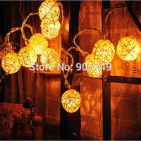 LED string light christmas lights Marriage wedding lighing Festival holiday Decoration Sepaktakraw lights