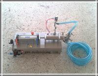 100-1000ml Single Head Cream Pneumtic Filling Machine