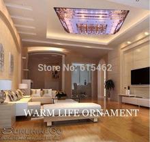 LED Ceiling Light Lamp For Home/Bedroom/Dinning Room/Living Room Crystal Ceiling Light DS-001(China (Mainland))