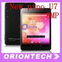 7.85 inch PIPO U7  IPS Screen MTK8382 Quad-Core 1.3GHz 1GB/16GB Dual Cameras GPS Bluetooth Wifi OTG Pipo U7 3G  Tablet PC