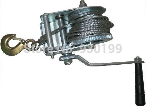 Cabrestantes manuales - Todos los fabricantes industriales - Vdeos