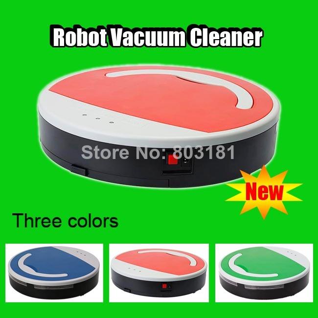 Free EMS 2014 New Smart Robotic Vaccum Cleaner Robot Autometic Cleaning aspirador de po cordless vacuum barbeador masculino(China (Mainland))