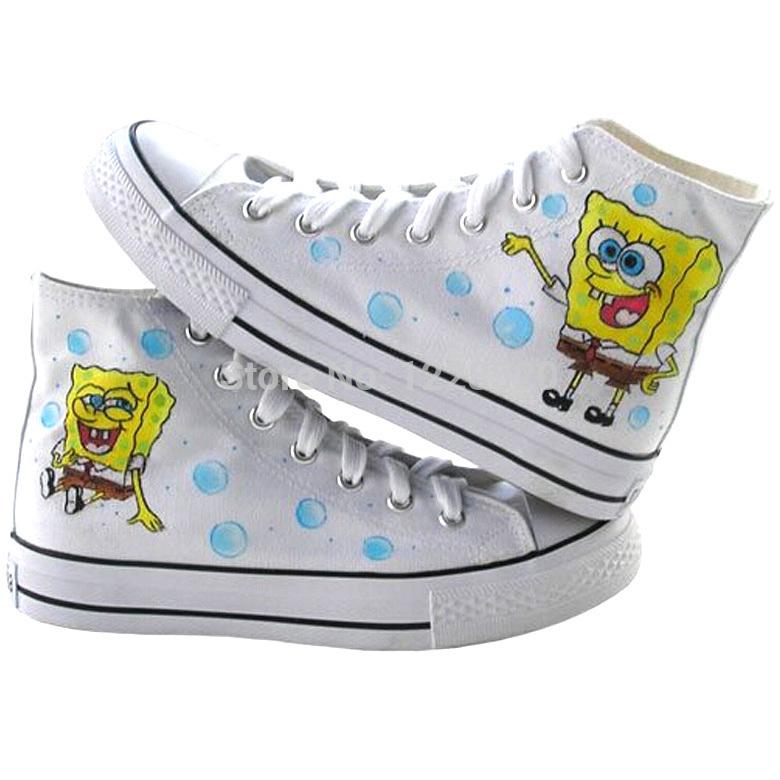 spongebob sneakers promotion shopping for