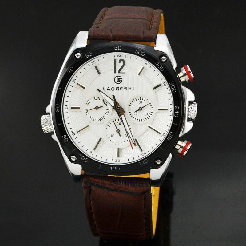 Wrist Watch Brand Logos Wrist Watch 6 Hands Brand