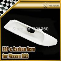 For Nissan Skyline R33 GTR GTST Fiber Glass Headlight Cold Air Intake Vents Duct