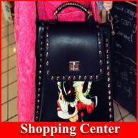 Freeshipping 2014 new wholesale hot sale women shoulder bags cross-body handbags message bags dropshipping
