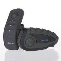 Factory Direct !intercom motorcycle V8-1200 5 riders bluetooth full duplex multi-user walkie talkie handsfree NFC remote control