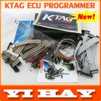 New KTAG K-TAG ECU Programming Tool V2.10 no token limitation