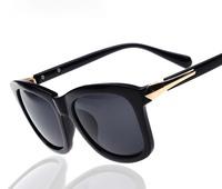 Free shipping Male and female models sunglasses popular eyewear UV dustproof women sunglasses