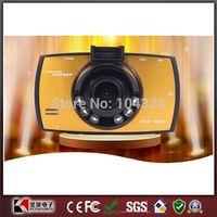 HD 1080P Car DVR Night Vision Car Camera 2.5inch TFT LED Screen Card Road Recorder