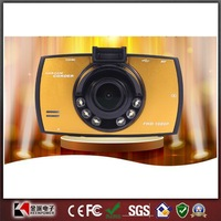 HD 1080P Car DVR Night Vision Car Camera 2.5inch TFT LED Screen Card Road Recorder