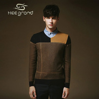 2015 Hot-selling Men's Knitting Slim Fit Pullover Sweater  M-XXL Sweater Autumn Winter Wear High Quality MZL237