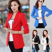 2014 Unique design new hot plus size stylish and comfortable Wild lace casual chiffon jacket coat Slim small suit jacket lg 9955