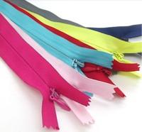 free shipping Nylon invisible tape zip diy accessories clothes culottes accessories zipper 30cm
