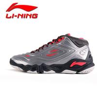 2014 Newest Lining AYAJ053-1/2 Professional Li-ning Skidproof Badminton Shoes Li Ning Men's Sports Shoes Long Chen's Shoes L165