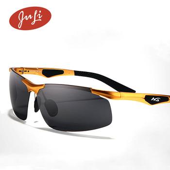 Fashion Summer Polarized Coating Sunglass Alloy Polaroid Sunglasses Men Women Brand ...