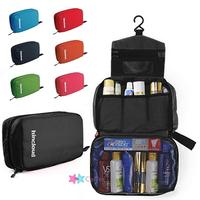 Multicolor Men Shaving Bag lLdies Travel Toiletry Kits Camping bags Deluxe Large Hanging Hook Wash gargle bag Toiletbag